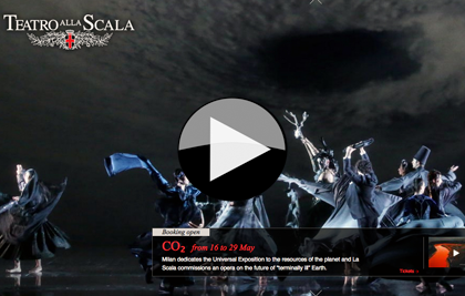 <em>CO2</em> opera trailer at Teatro alla Scala with Anthony Michaels-Moore as Professor David Adamson